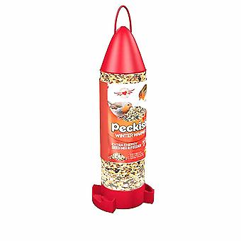 Peckish Winter Warmer Easy Feeder