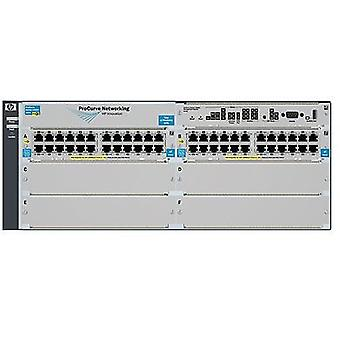 Hewlett Packard Enterprise E5406-44G-PoE+/4G-SFP v2 zl Managed L3 Power over Ethernet (PoE)