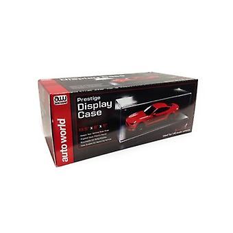 Caso di visualizzazione del display da collezione Prestige per 1/18 di Diecast Models di Autoworld