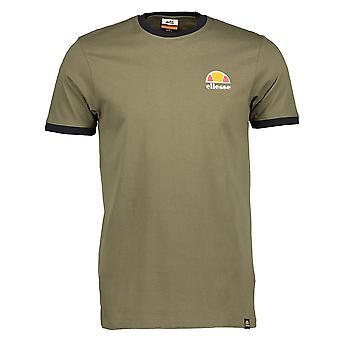 T-shirt En coton Kaki Cubist Ellesse