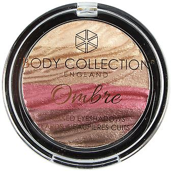 Body Collection Ombre 6 Baked Eyeshadows Port