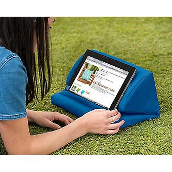 Blue Outdoor iPad Kindle Tablet Boek Stand Kussen Lap Rest Cushion Waterdicht
