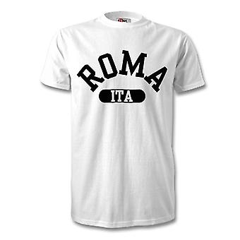 Города Италии рома футболку