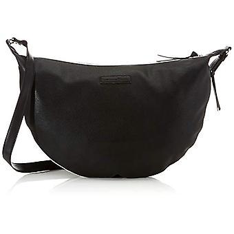 Tom Tailor Denim Cancun - Black Women's Shoulder Bags (Schwarz) 45.5x37x7 cm (W x H L)