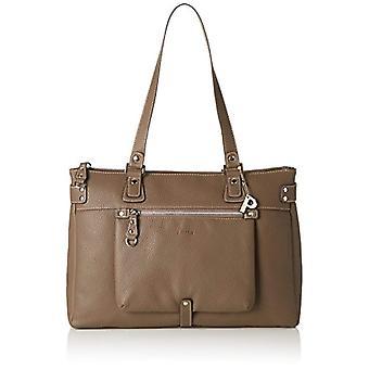 Picard Loire Women's Beige shoulder bag (Taupe) 37x27x11cm (B x H x T)