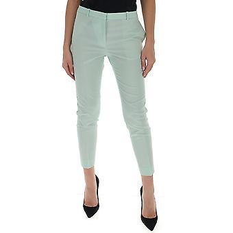 Fabiana Filippi Pad260b186c0956121 Women's Light Blue Polyester Pants