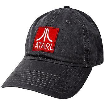 Atari Logo säädettävä isä hattu