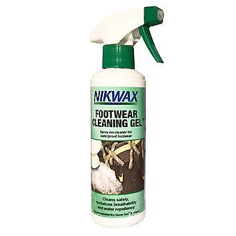 Nikwax Calzature pulizia gel 300ml