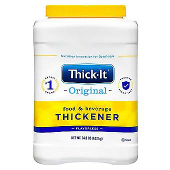 Thick-it original food and beverage thickener powder, 36 oz