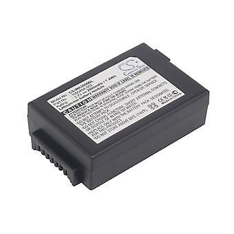 Battery for Motorola Zebra 1050494 WA3006 WA3020 WA3010 Workabout 7525 7527C G1