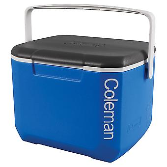 Coleman 16QT Tricolour Performance Camping Cooler Blue 15L