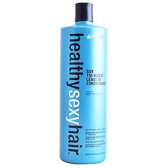 Sexy Hair Healthy Sexyhair Soy Tri-Wheat Leave-In Conditioner 1000 ml
