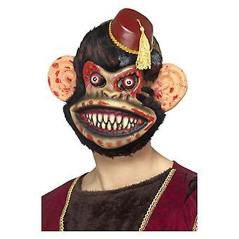 Zombie legetøj abe maske
