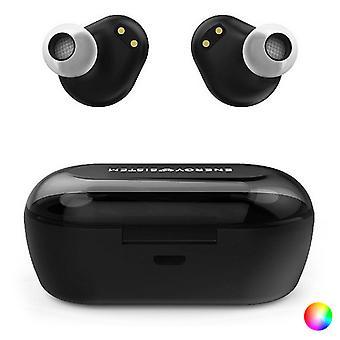 Bluetooth Fones de ouvido Energia Sistem Urban 1 Bluetooth 5.0 2.4 GHz 300 mAh/Amarelo