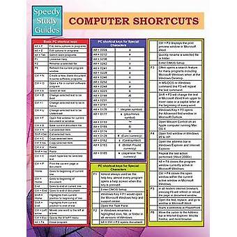 Computer Shortcuts  Speedy Study Guides by Publishing LLC & Speedy