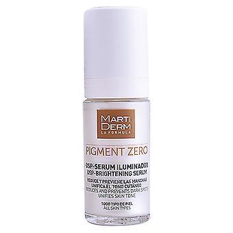 Lysande serum pigment Zero Martiderm (30 ml)
