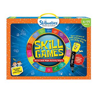 Skillmatics Skill Games Activity Pack Ages 6-99 Years