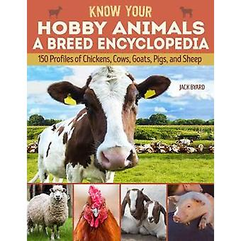 Know Your Hobby Animals - A Breed Encyclopedia - 172 Breed Profiles of