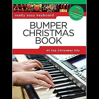 Really Easy Keyboard - Bumper Christmas Book - 9781785588259 Book