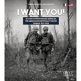 I Want You - The American Expeditionary Forcesfrance 1917-1918 by Domi