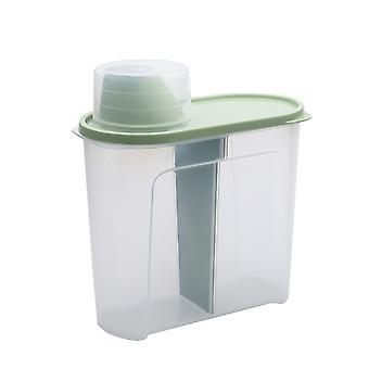حاويات تخزين الطعام محكم للحبوب والدقيق