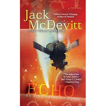 Echo by Jack McDevitt - 9781937007003 Book