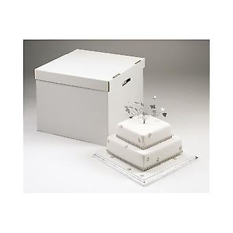Culpitt gestapelt Kuchen-Box - 18