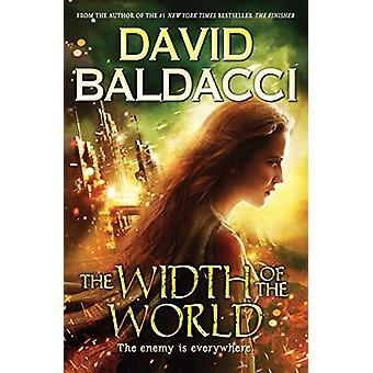 The Width of the World (Vega Jane - Book 3) by David Baldacci - 97813