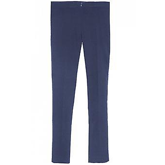 Lauren Vidal Navy Slim Fit Trousers