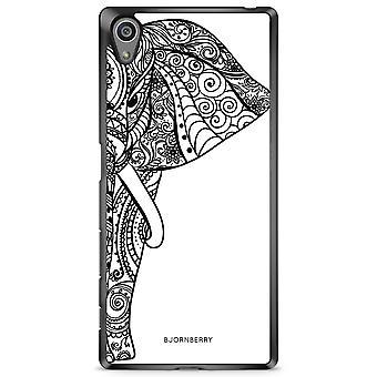 Bjornberry Shell Sony Xperia Z5 - Mandala Elefantti