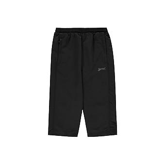 Slazenger Three Quarter SL Woven Shorts Junior Boys
