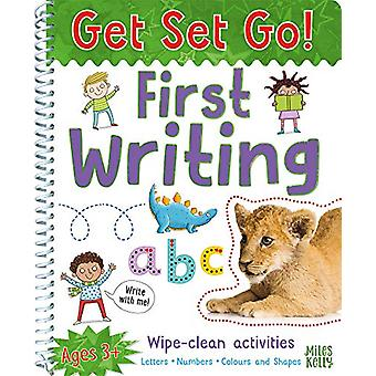 Get Set Go - First Writing by Rosie Neave - 9781786179067 Book