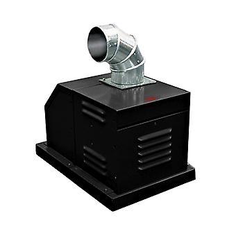 Raypak puissance intérieure D-2 009832 Kit de ventilation 206-267 120/240V