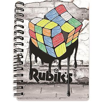 Rubik's Urbanism Prime 3D A6 Carnets