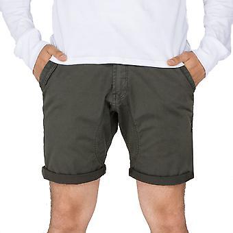 Queroseno de industrias alfa hombres pantalones cortos