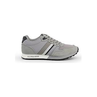 U.S. Polo Assn. - Shoes - Sneakers - FLASH4088S9_SN2_LIGR - Men - gray - EU 45
