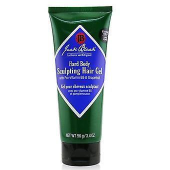 Jack Black hard Body Sculpting Hair Gel (sterke Hold) 96g/3.4 oz