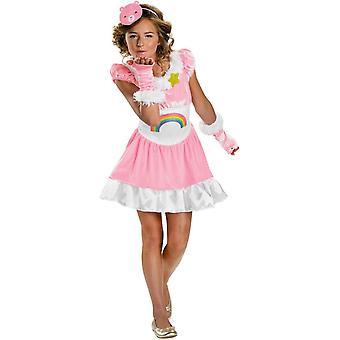 Rainbow Bear barn kostym