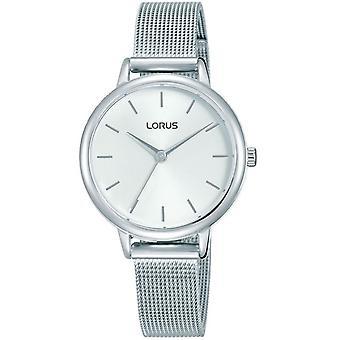 Lorus RG251NX-9 Silver Tone Mesh Strap Wristwatch