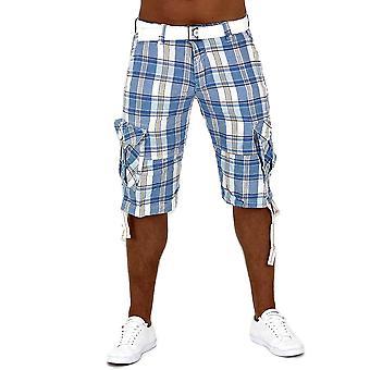 Mens Summerhit de Shorts Bermuda Cargo Capri Shorts Vintage shorts Casual