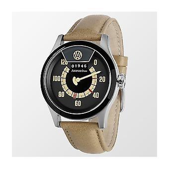 Bavarian Crono - Armbanduhr - Käfer 1946 kmh Tacho Uhr