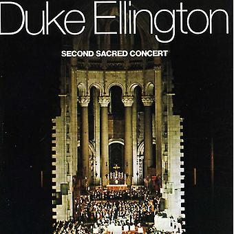 Duke Ellington - Second Sacred Concert [CD] USA import