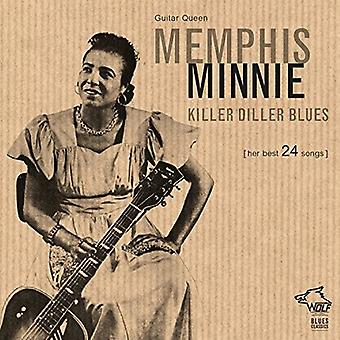 Memphis1 Mimmi - Bumble Bee [CD] USA import