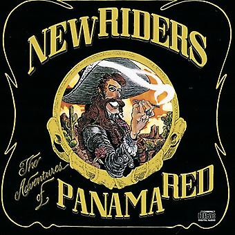 New Riders of the Purple Sage - Adventures of Panama Red [CD] USA import