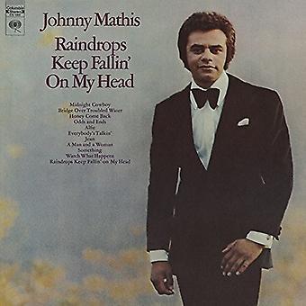 Johnny Mathis - Raindrops Keep Fallin' on My Head [CD] USA import