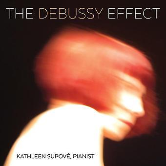 La Barbara / Malcolm Clark / Cooper / Felsenfeld - Debussy Effect [CD] USA import