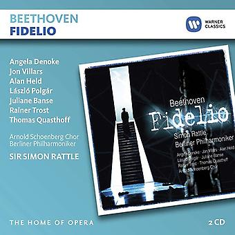 Rattle*Simon - Beethoven: Fidelio [CD] USA import