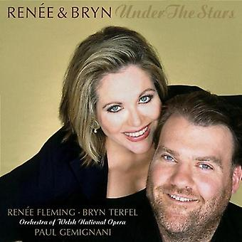 Renee Fleming & Bryn Terfel - importação EUA Under the Stars [CD]