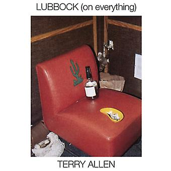 Terry Allen - Lubbock (on Everything) [CD] USA import