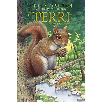 Perri by Felix Salten & Translated by Barrows Mussey